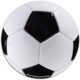 Car Sign Soccer Ball Magnets Custom Magnets Cheap Personalized - Custom soccer ball car magnets